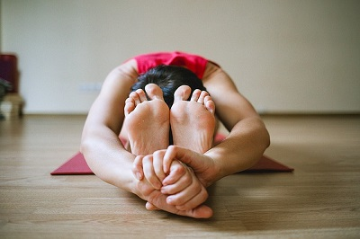 The yin of yoga